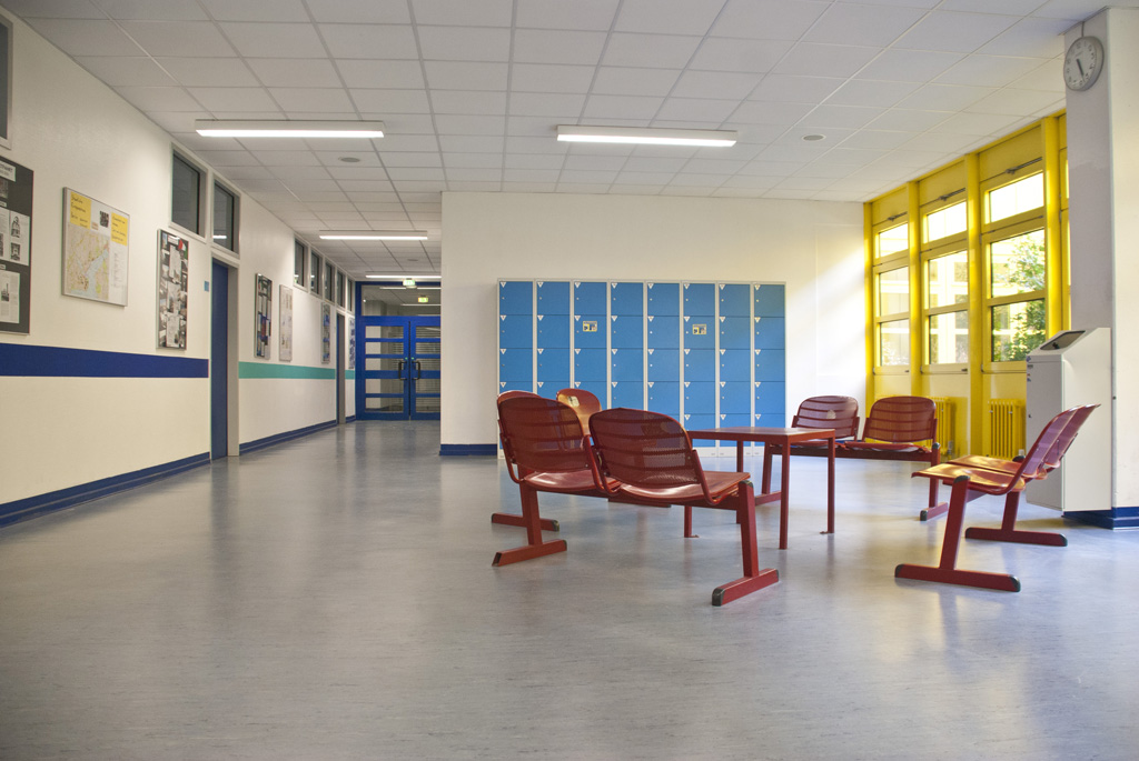 Carl-von-Ossietzky-Schule: Über die Schule